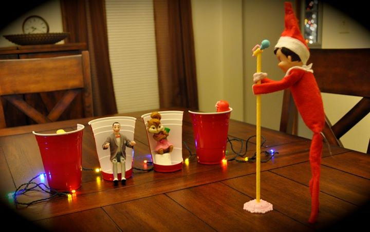 lol Elf on the Shelf Ideas with Pictures (Over 50 Creative and Easy Ideas!)