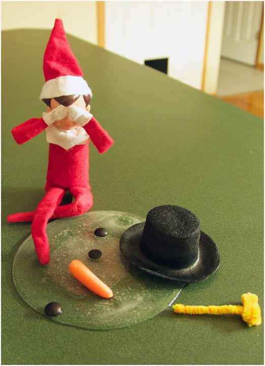 lol1 Elf on the Shelf Ideas with Pictures (Over 50 Creative and Easy Ideas!)