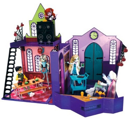 Amazon: Monster High   High School Play Set Only $34.99 Shipped (Reg. $79.99!)