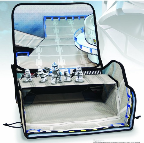 Amazon: Neat Oh! LEGO Star Wars ZipBin Battle Bridge Carry Case Playmat Only $9.99 (Reg. $19.99!)