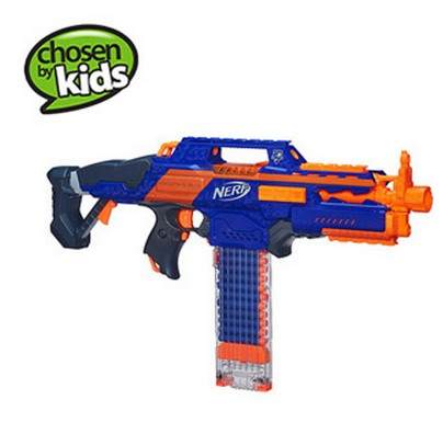 Amazon: *HOT* Nerf N Strike Elite Rapidstrike CS 18 Blaster Only $24.99 (Reg. $40)