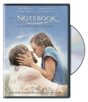 Amazon:  The Notebook DVD $5 (Reg. $9.97)