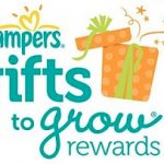 25 Free Pampers Gifts to Grow Points + 100 Points for New Members