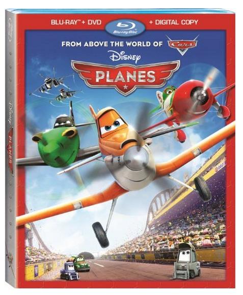 Amazon: *HOT* Planes (Blu ray + DVD + Digital Copy) Only $13 (reg. $44.99)!