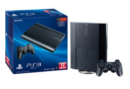 *HOT* PS3 12 GB Console Only $149 + FREE Shipping