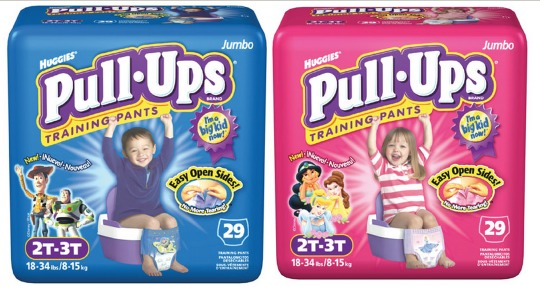 *HOT* Huggies Pull Ups Only $5.99 (Reg. $10) at Rite Aid