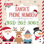 Santa's Phone Number! (Call Santa!)