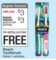 screen shot 2013 11 29 at 2 56 08 pm $1.50 Moneymaker on Reach Toothbrushes at Walgreens, through 11/30!