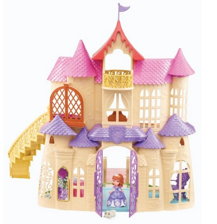 Amazon: Disney Sofia The First New Magical Talking Castle $29.99 (Reg. $60!)