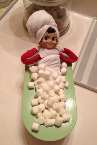 Elf on the Shelf Ideas with Pictures (Over 50 Creative and Easy Ideas!)