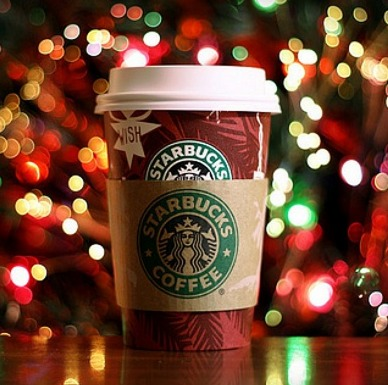 Starbucks: Buy 1 Get 1 FREE Holiday Drinks!