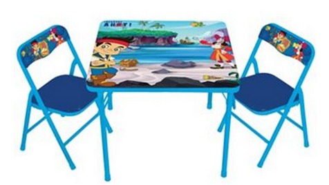 Disney Jake and the Never Land Pirates Erasable Activity Table ...