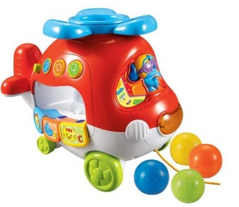 *HOT* VTech   Explore and Learn Helicopter Only $3.99 (Reg. $15.99!)