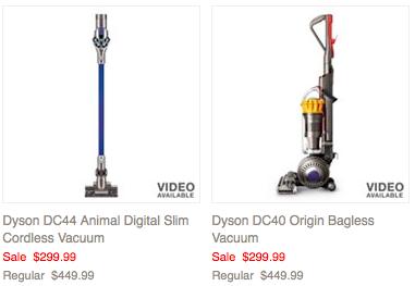 vacuum - Dyson Vacuum Sale