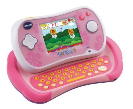 Amazon: VTech MobiGo 2 Touch Learning System in pink Only $29.99 (Reg. $50!)