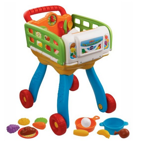 Amazon: VTech 2 in 1 Shop and Cook Playset Only $29.98 (Reg. $50!)