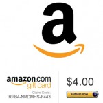3 FREE Amazon Gift Card Codes