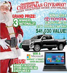 Countdown to Christmas 2013 Countdown To Christmas 2013 Giveaway From Bass Pro