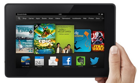 New Kindle Fire HD Only $119! $50 off Kindle Fire HD and $50 off Kindle HDX!!!