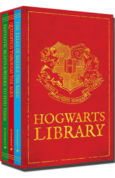 LIB The Hogwarts Library (Harry Potter) Hardcover Box Set Only $11.87 (Reg. $29.99!)