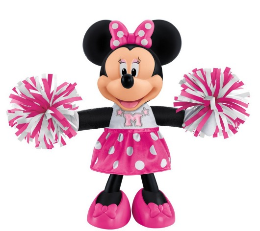 Fisher Price Disneys Minnie Mouse Bowtique Cheerin Minnie ONLY $19 (Reg. $39.97)