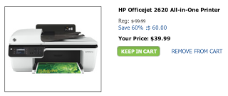 Screen Shot 2013 12 11 at 8.49.02 AM *HOT* OfficeMax: HP OfficeJet 2620 All In One Printer = $39.99 + FREE Shipping (Reg. $99.99)!