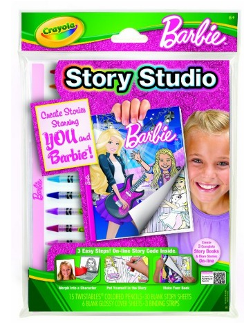 Crayola Story Studio Star Barbie Only $3.30 + FREE Shipping