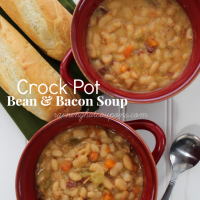 crock POT BEANS SOUP