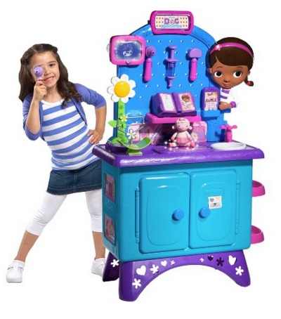 *HOT* Disney Doc McStuffins Get Better Checkup Center Only $64.77 + FREE Shipping!