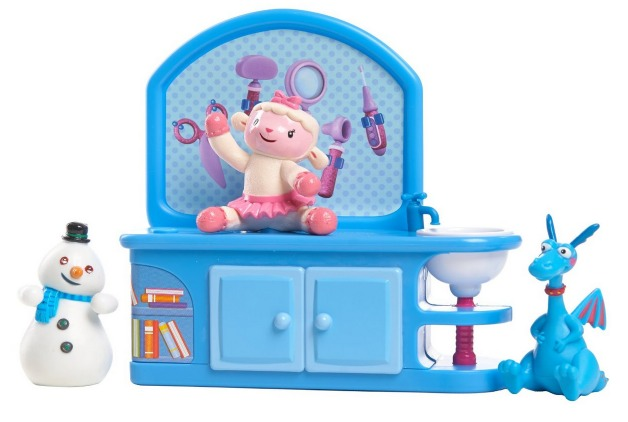 Amazon: Doc McStuffins Talking Check Up Set Only $5.99 (Reg. $18!)