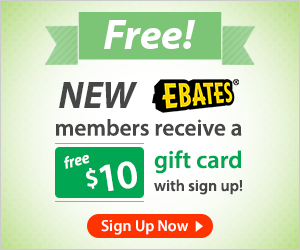 ebates Its a Giveaway! $200 Cash from Ebates to 1 Reader + Extra Cash Back!