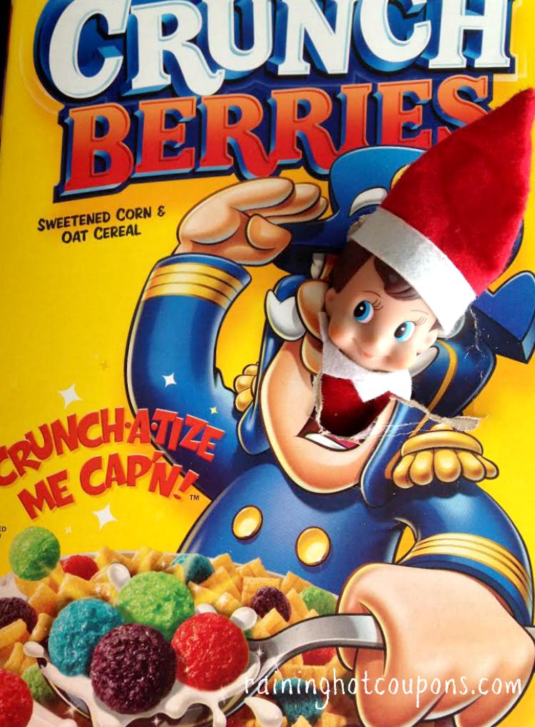 elf cereal