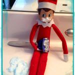 Elf on the Shelf Ideas: Elfy's Activity Last Night 12/7