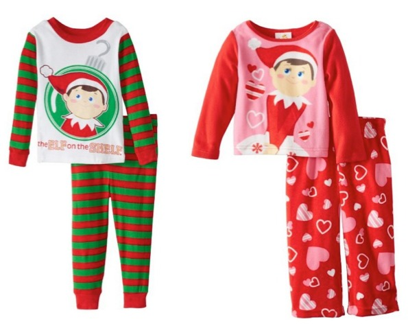 Elf On The Shelf Pajamas Only 10 99 Shipped Reg 32 00