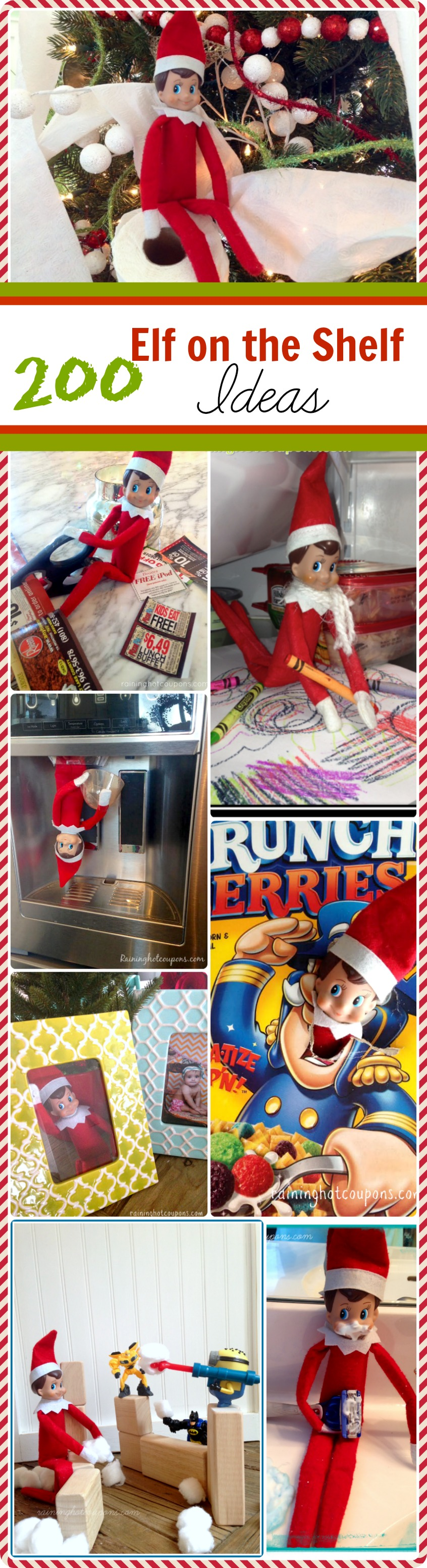 elf3 200 Easy Elf on the Shelf Ideas