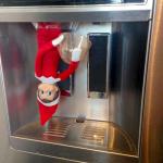 Elf on the Shelf Ideas: Elfy's Activity Last Night 12/4