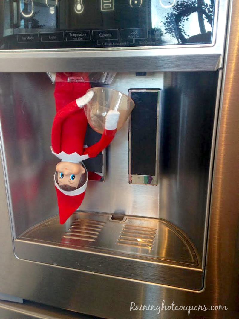 Elf on the Shelf Ideas in this Post: If you're wondering how to introduce your Elf on the Shelf, there's a printable letter of introduction that's perfect for the arrival of a brand new Elf in the house. We also have an Elf on the Shelf return letter for all those homes who have their cherished elves returning as well as ideas .