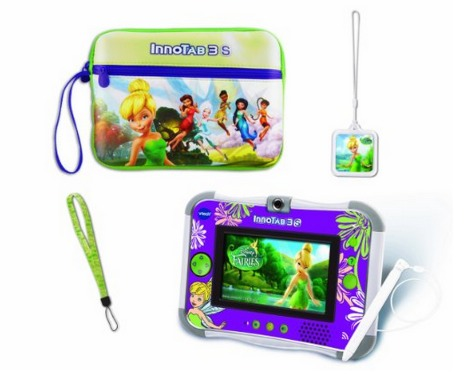 *HOT* Amazon: VTech InnoTab 3S Bundle Fairies Tablet Only $39.99 (Reg. $100!) + FREE Shipping!