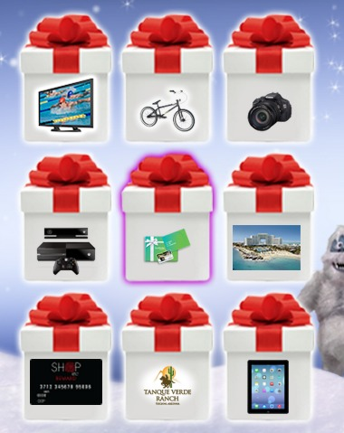 Reindeer Games Sweepstakes: Enter to Win Over $25,000 in