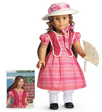Its a Giveaway! Win an American Girl Marie Grace Doll, Hat and Book!