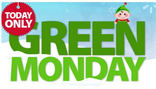 Walmart Green Monday Deals are LIVE! (Prices as Good as Black Friday and Cyber Monday!)