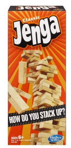*HOT* Jenga Classic Game Only $9.88 Shipped (Reg. $17)