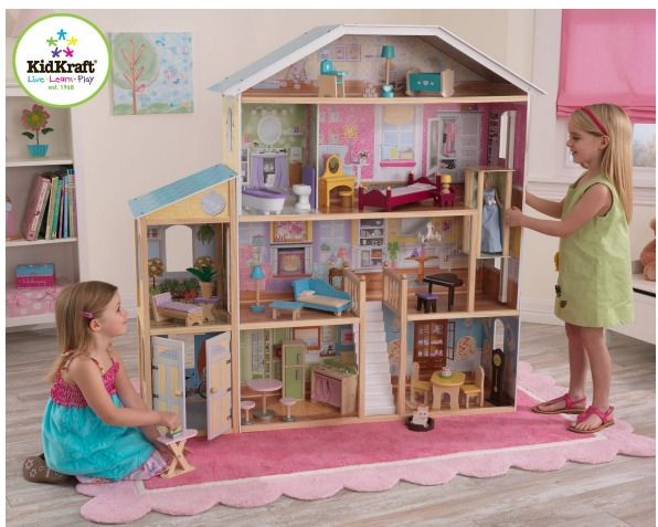 *HOT* KidKraft Majestic Dollhouse Only $119 (Reg. $246.99) + FREE shipping!