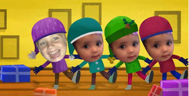 *HOT* FREE JibJab StoryBots Christmas Video (Featuring you and your kids!)