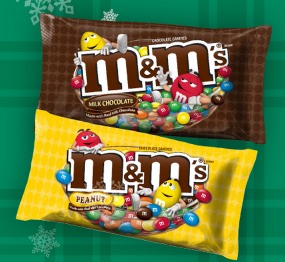 Walgreens: Large Bags of M&Ms Chocolates Only $1