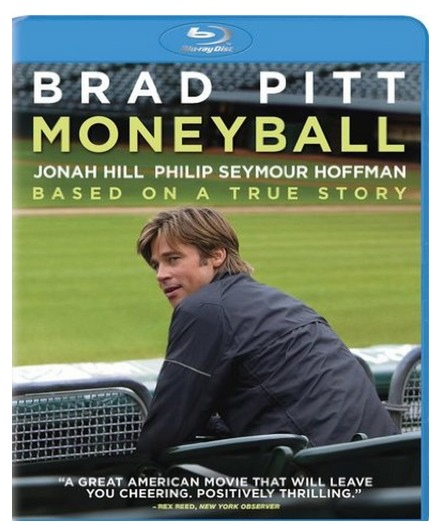 Amazon: Moneyball Blu Ray DVD Set with Brad Pitt Only $4.99 (Reg. $20!)