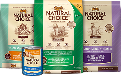 Nutro Natural Choice Dog Food Coupons