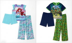 pajams1 300x181  Cute character pajama's for kids up to 50% OFF!