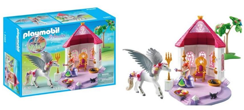 amazon hot playmobil princess room with pegasus only - Playmobil Chambres Princesses