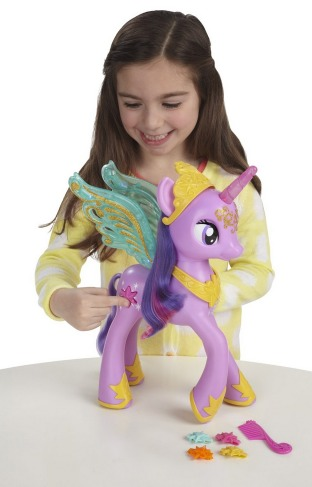 My Little Pony Feature Princess Twilight Sparkle $29.99 Shipped (Reg. $67.99)
